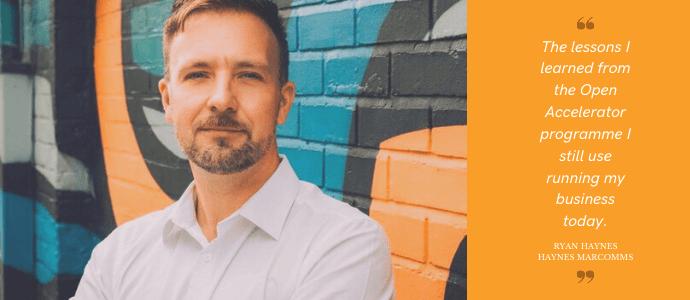 Open Accelerator - Enterprise - Ryan Haynes Interview